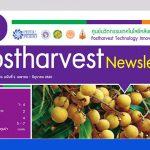 Postharvest Newsletter ปีที่ 16 ฉบับที่ 2 เมษายน - มิถุนายน 2560